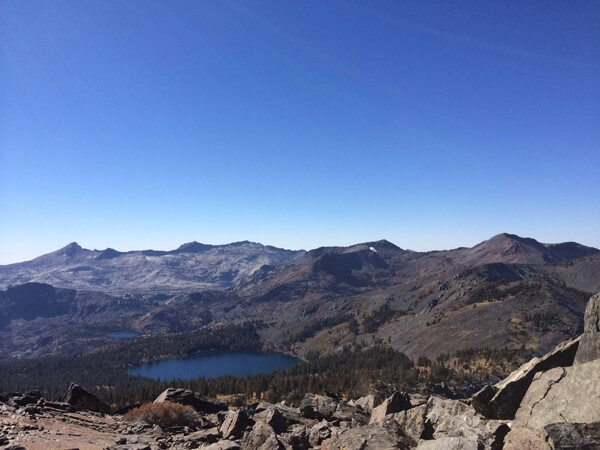 Mt. Tallac in Desolation Wilderness Hike Review