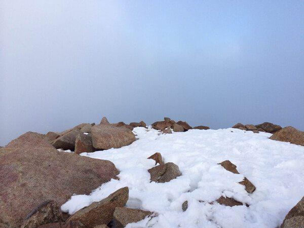 Pyramid Peak via Rocky Creek