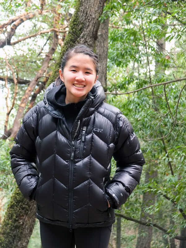 Outdoor Research Women's Incandescent Hoodie Review