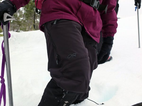 Outdoor Research Valhalla Softshell Pants Review