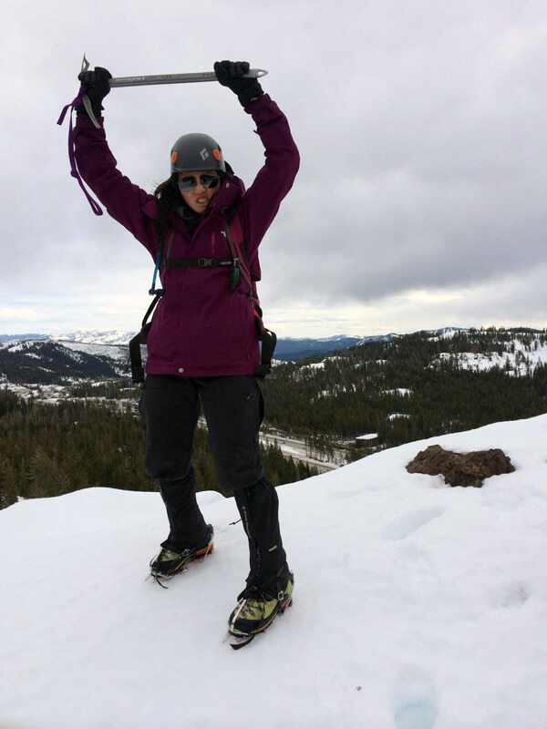 REI Intro to Mountaineering Review