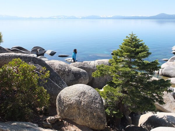 Lake Tahoe-Nevada State Park: Sand Harbor