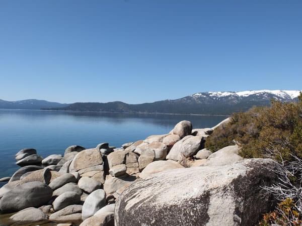 Lake Tahoe-Nevada State Park: Sand Harbor