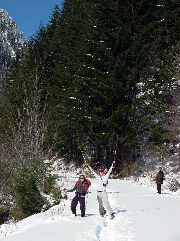 Mountain Loop Highway: Deer Creek & Big Four Picnic Area
