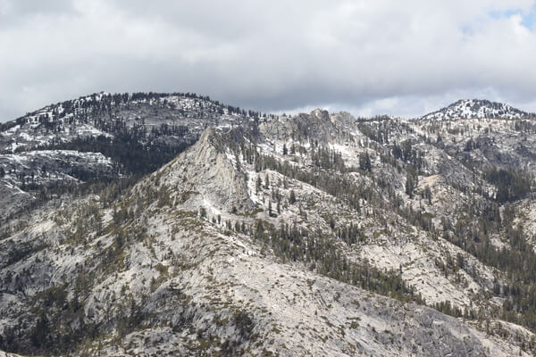 Desolation Wilderness: Bayview Trail & Cascade Falls