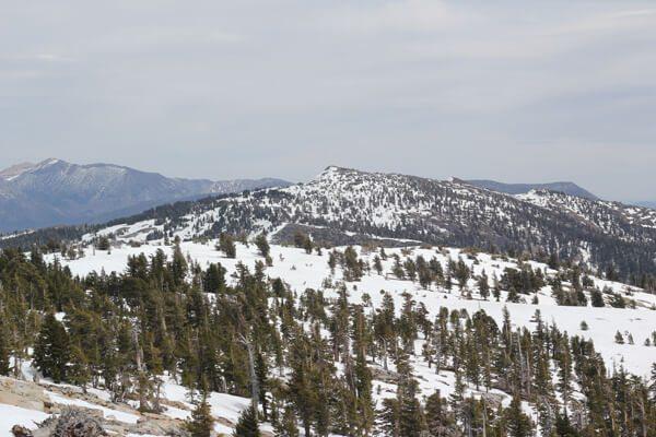 Desolation Wilderness: Pyramid Peak May 2014