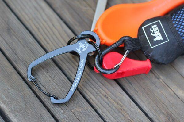 Chums Vortex Utility Keychain