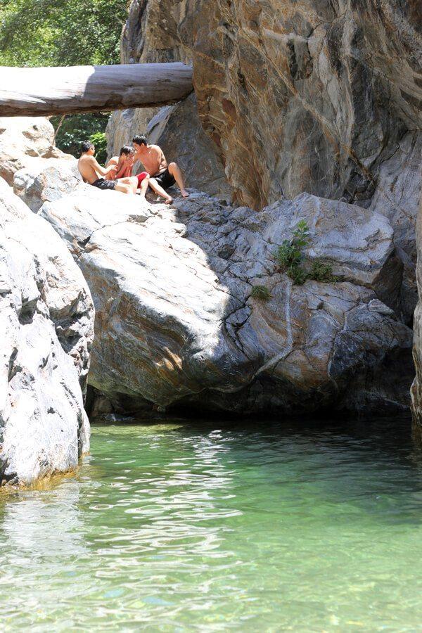 Pfeiffer Big Sur State Park Big Sur River Gorge