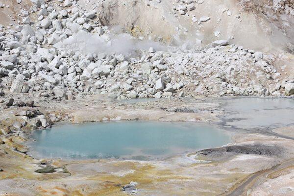 Lassen Volcanic NP: Bumpass Hell