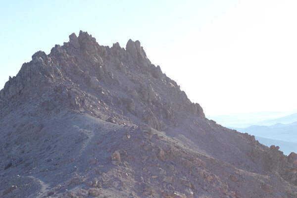 Lassen Volcanic National Park Mt. Lassen