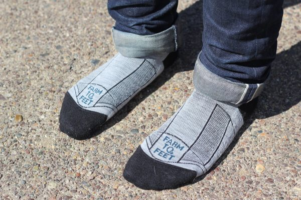 Farm to Feet Greensboro 1/4 Crew