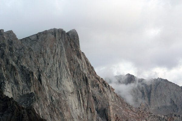Inyo National Forest: Mt. Whitney via Whitney Trail