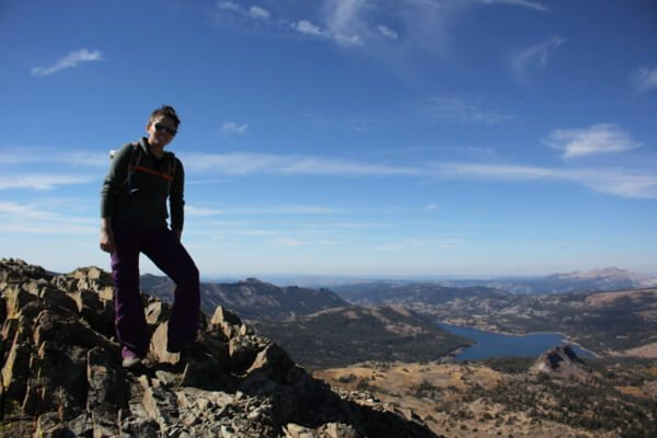 Mokelumne Wilderness: Roundtop Peak