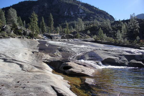 Yosemite National Park: Wapama Falls & Rancheria Falls