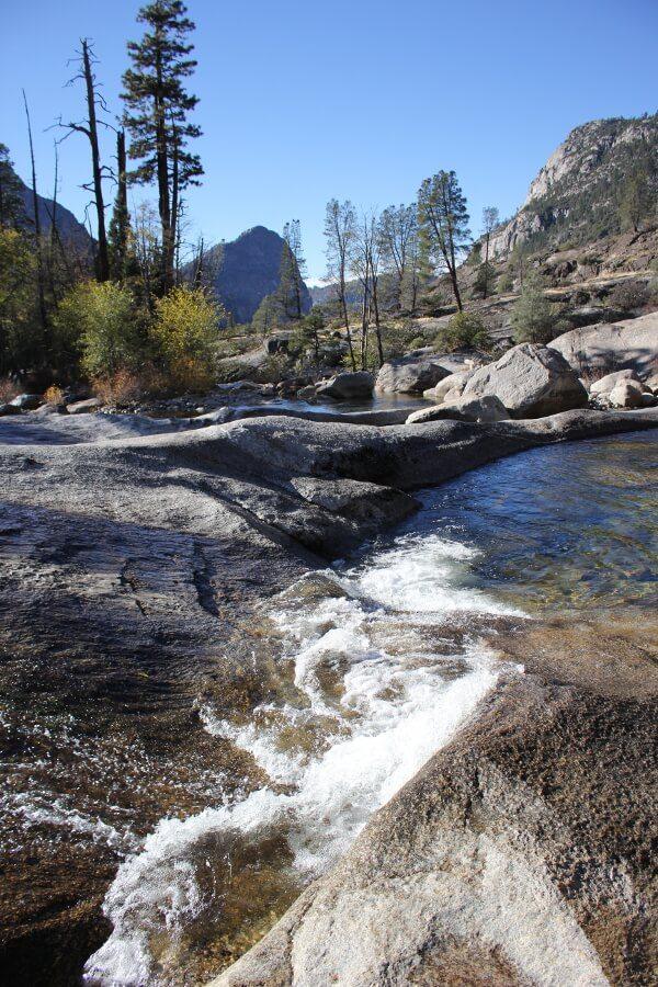 Yosemite National Park: Wapama Falls & Rancheria Falls