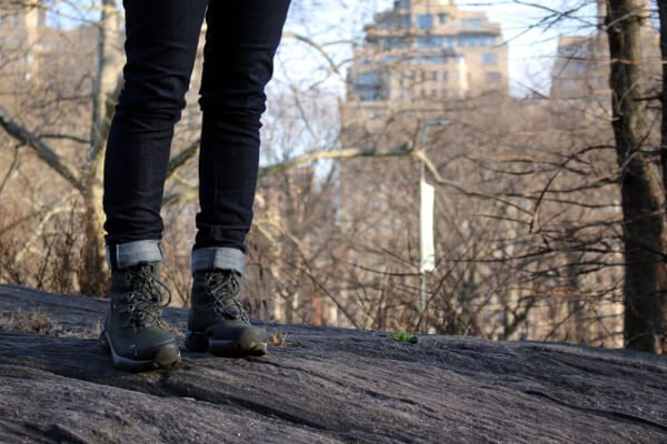 Ahnu Footwear Twain Harte Boots review