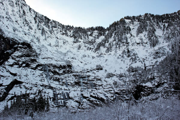 Mountain Loop Highway: Big Four Ice Caves