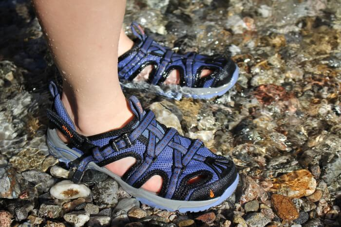 Ahnu Footwear Tilden IV Sandals Review