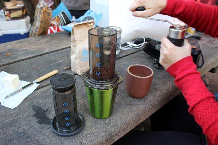4 Ways to Caffeinate While Camping Aerorpess