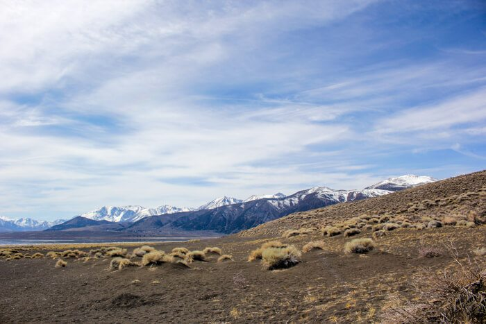 Mono Lake: Black Point Fissures Hike Review Trip Report