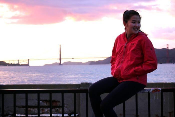 #findingwinter Mountain Hardwear Plasmic Jacket  Gear Review