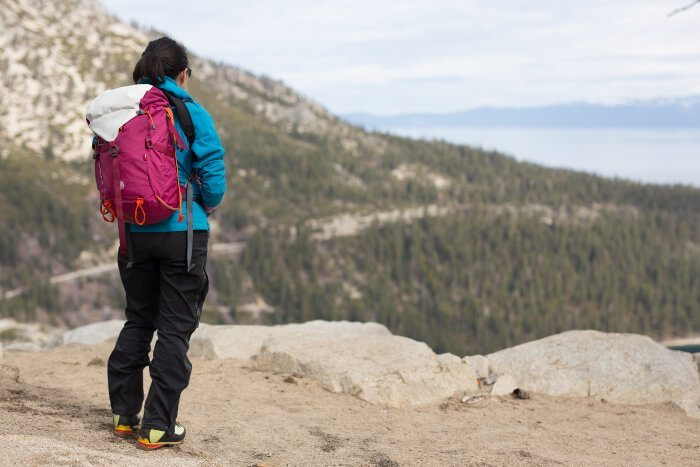 #findingwinter Mountain Hardwear Scrambler 30 Pack Gear Review
