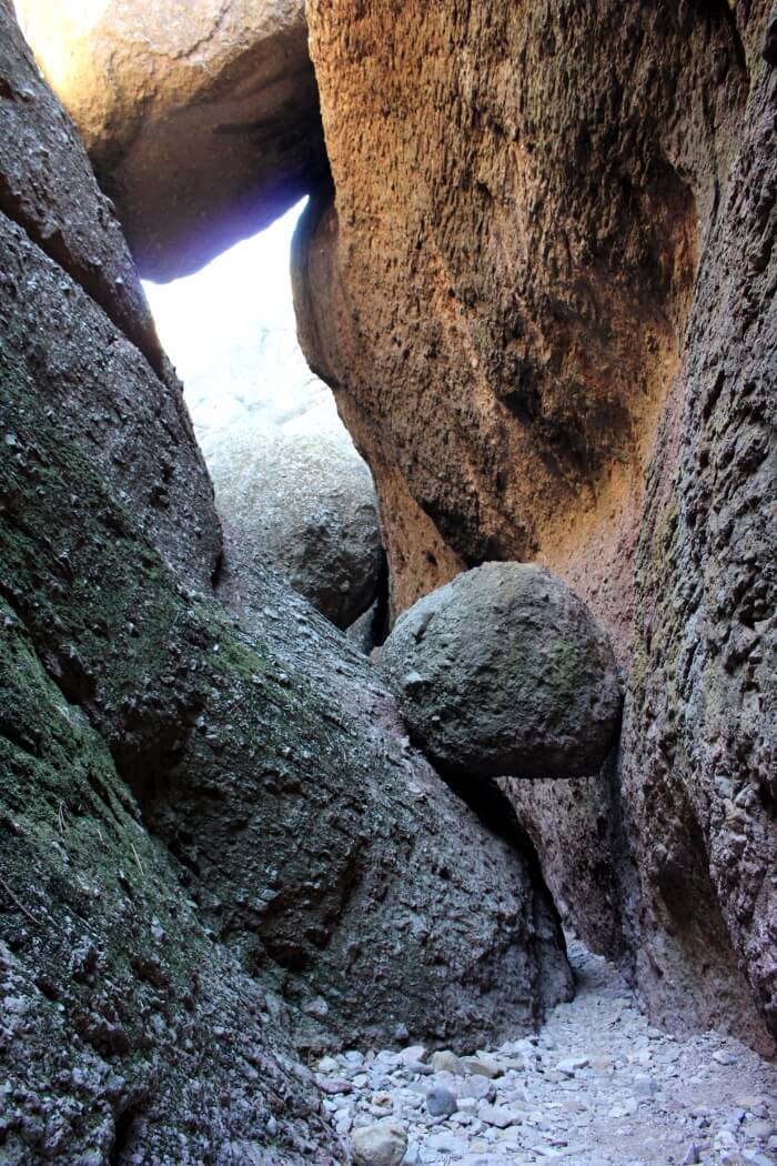Pinnacles National Park: Balconies Cliffs and Cave Loop Hike Review Trip Report