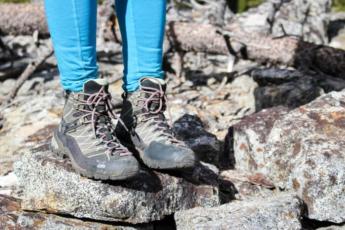 Salewa Alp Trainers Mid GTX Hiking Boots Review