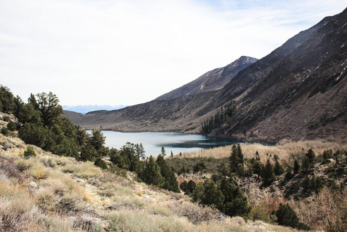 Mammoth Lakes, Convict Lake and Convict Canyon Hike Report