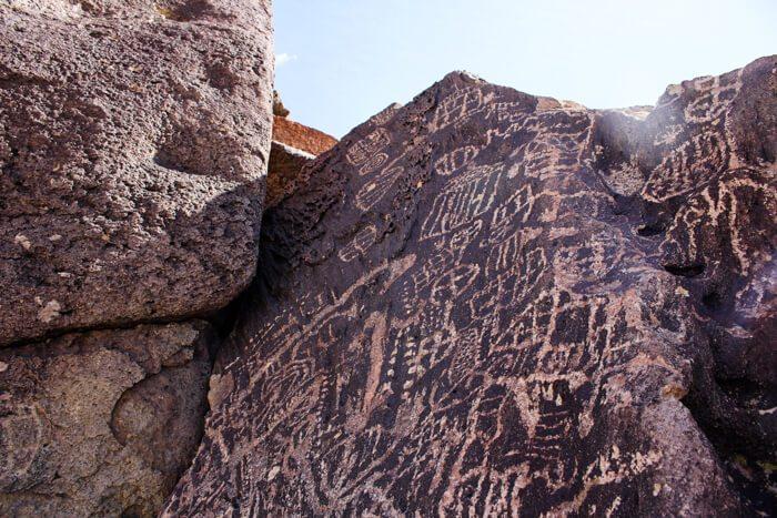 Volcanic Tablelands Petroglyphs