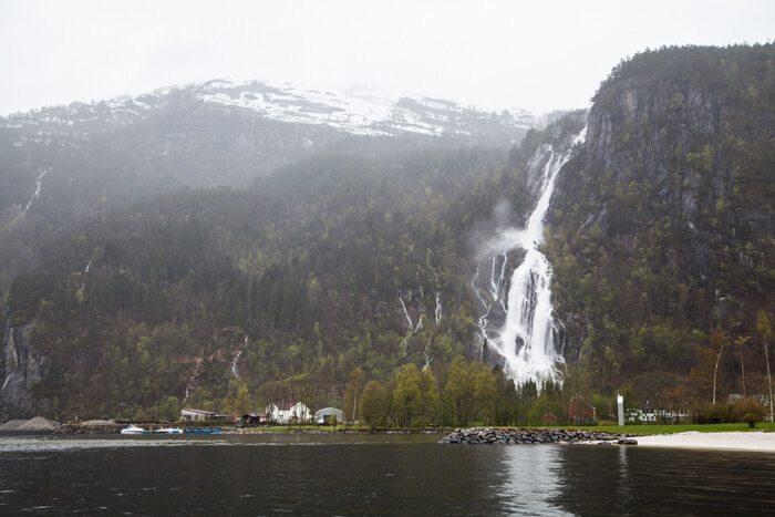 Modalen Mo Norway