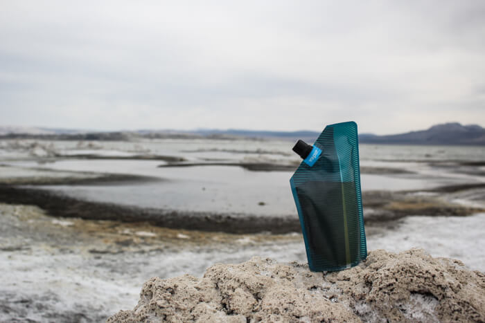 Vapur Backpacking Flask Review