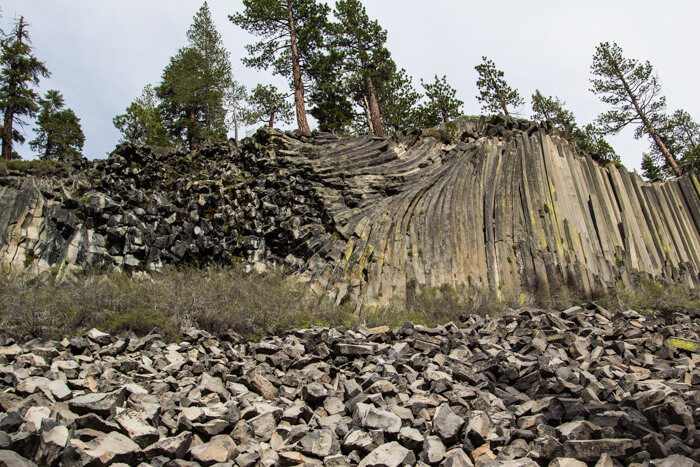 Devils Postpile National Monument Hike