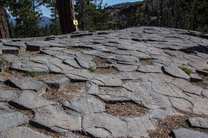 Devils Postpile National Monument Hike