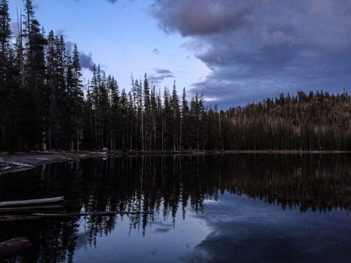 Three Day Backpacking Lassen Lake Loop