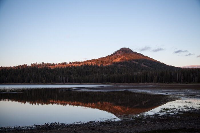 Three Day Backpacking Lassen Lake Loop