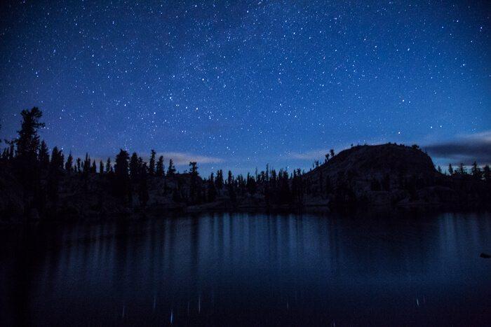 Backpacking Emigrant Wilderness Granite Lake