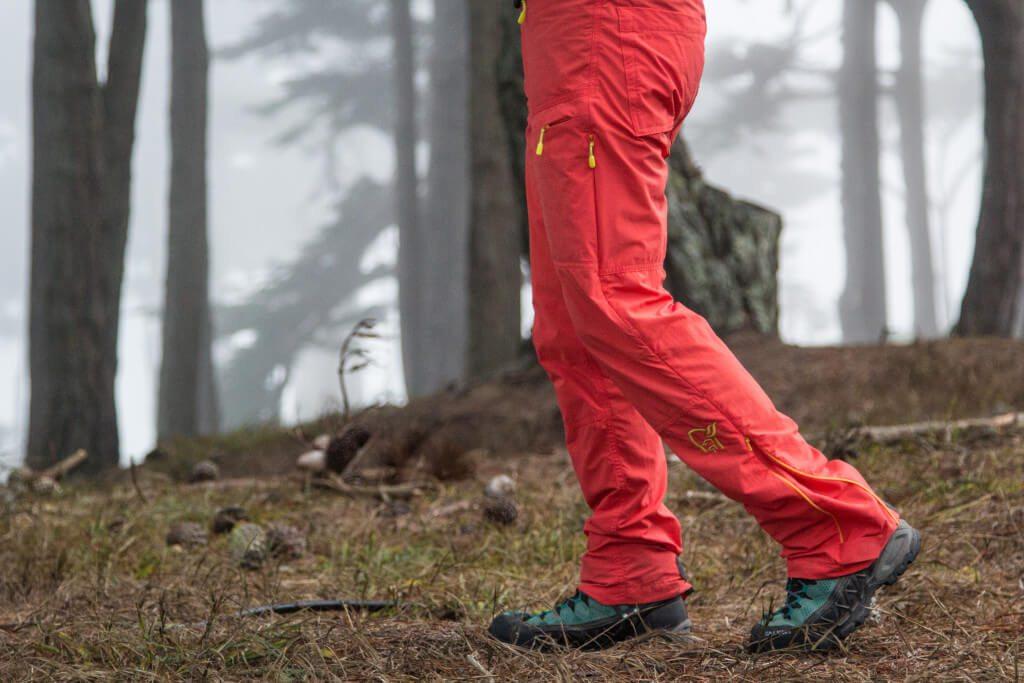 Norrøna Norrona Bitihorn Lightweight Pants Review Best Hiking Pants