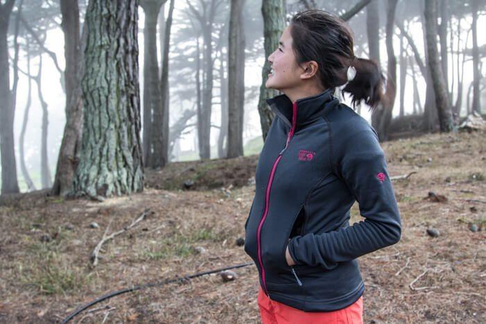 Mountain Hardwear Desna Grid Jacket Review