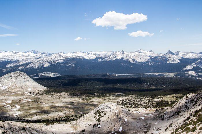 Yosemite National Park: Ragged Peak Trip Report