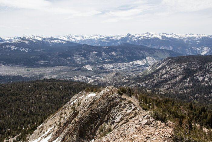 Mammoth Lakes Red Top Peak Trip Report