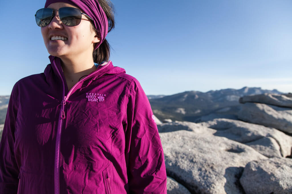 Mountain Hardwear Stretch Ozonic Jacket Review