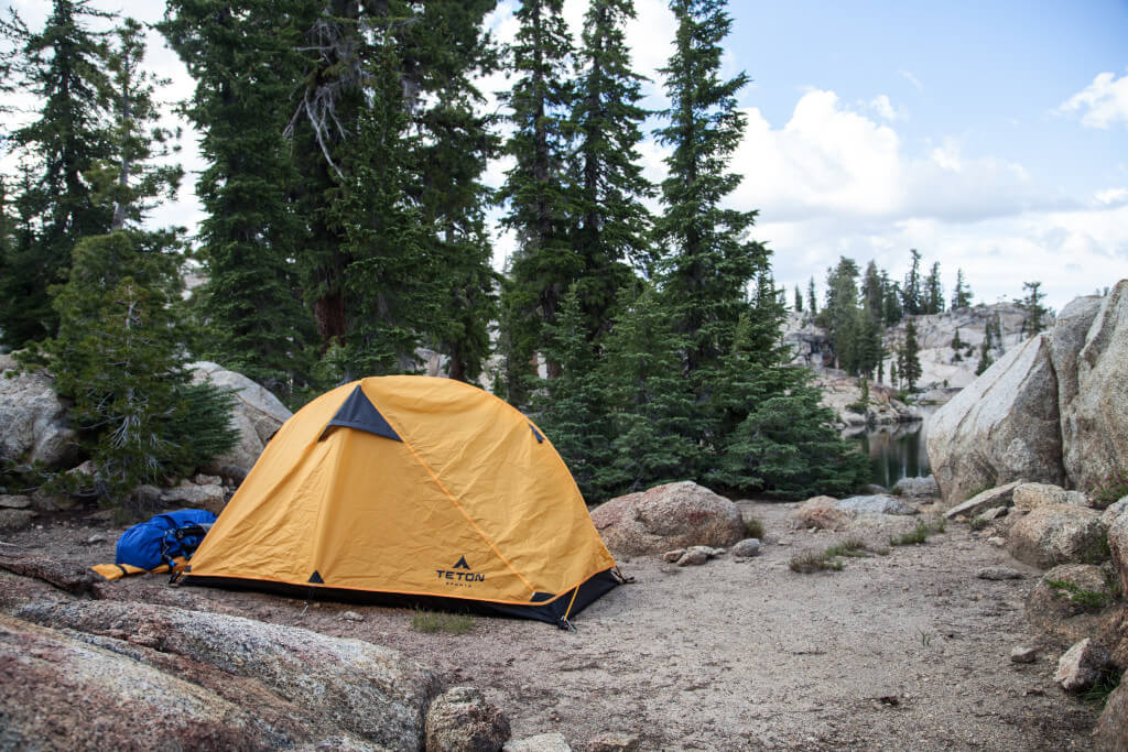 Teton Sports Mountain Ultra 1 Tent Review