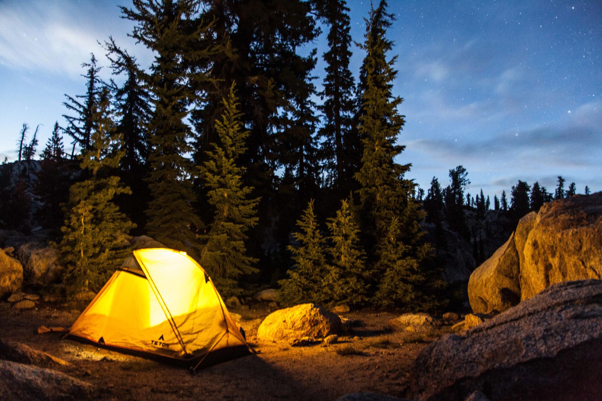 Teton Sports Mountain Ultra 1 Tent - littlegrunts.com