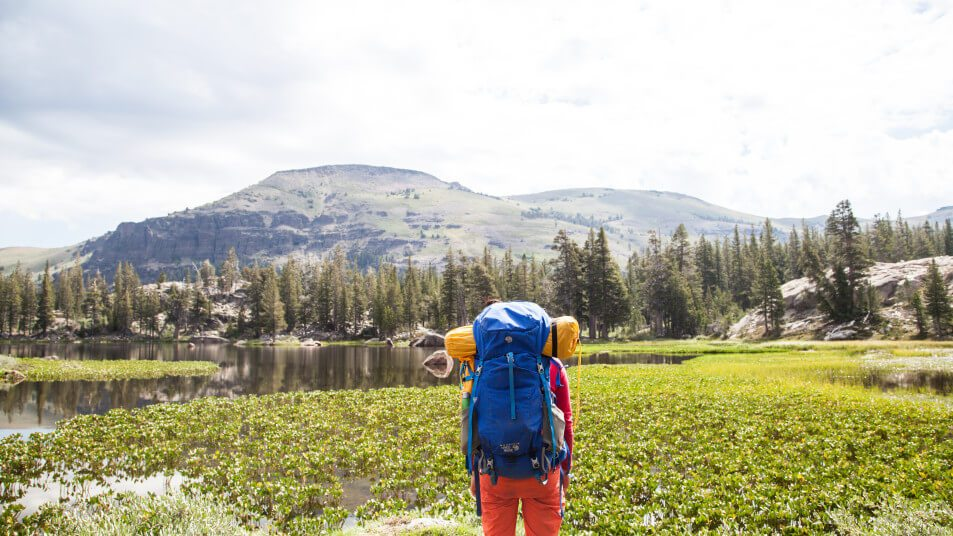 Mountain Hardwear Ozonic 50 OutDry Backpack Review