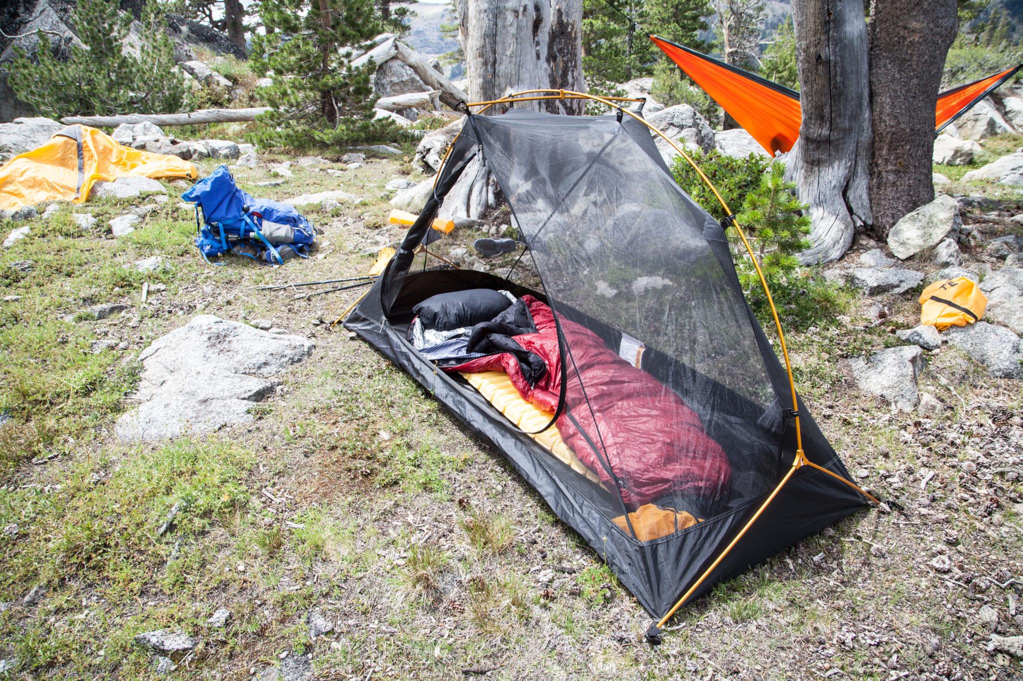Teton Sports Mountain Ultra 1 Tent Review & Teton Sports Mountain Ultra 1 Tent - littlegrunts.com