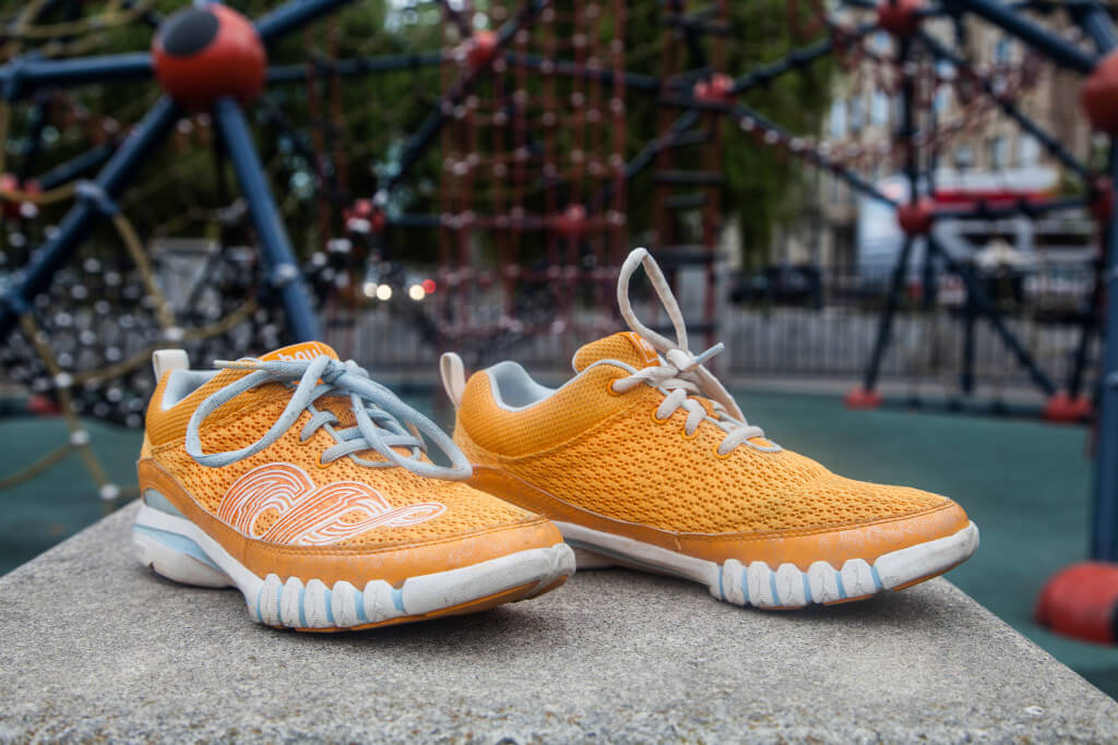 Ahnu Footwear Yoga Flex Shoe Review