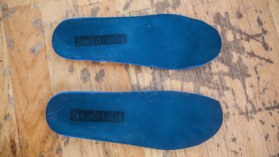 Tread Labs Insole Review