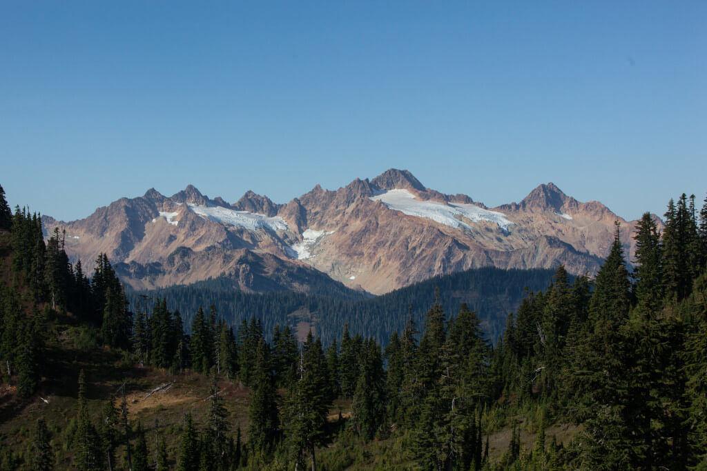 Hiking Mt. Baker Railroad Grade