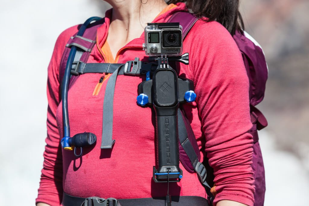 Polar Pro Strap Mount + ProGrip Combo Review
